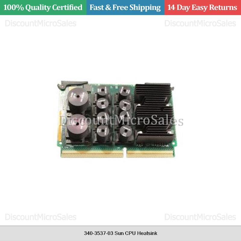 Sun 7020774 CPU Heatsink